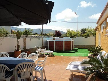 To rent Villa Denia