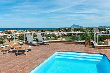 Property to buy Penthouse Oliva